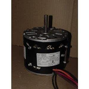 Ao Smith F48e23a01 Orm1038 1 3 Hp Oem Replacement Motor
