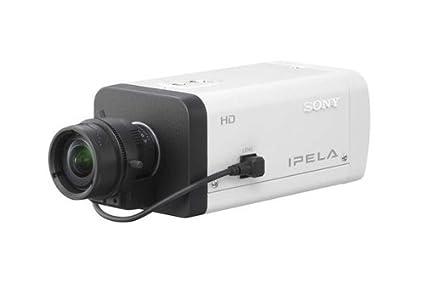 Sony E-Series SNC-CH120 720P HD Box camera