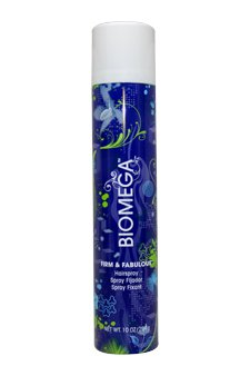 Aquage Biomega Firm and Fabulous Spray Hair Spray for Unisex