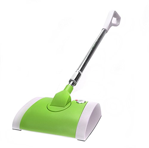 3-5 Days Fastest Delivery Green Electric Cordless Single Round Sweeper Hard Floor Carpet Portable Stick Vacuum Cleaner