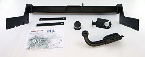 Anhngerkupplung-starr-fr-Ford-Mondeo-45-Tr-102000-062007-Steinhof-AHK-mit-universalem-E-Satz-13-polig