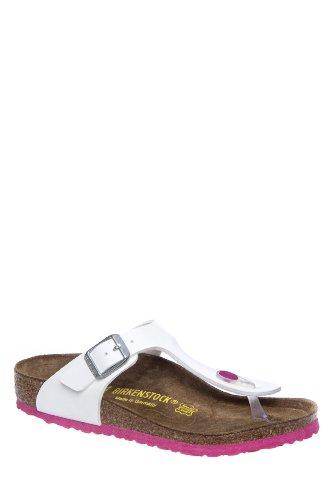 Birkenstock Kid's Gizeh Kinder Comfort Flat Thong Sandal