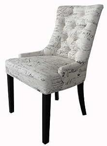 2er set esszimmerstuhl mit armlehne bezug im. Black Bedroom Furniture Sets. Home Design Ideas
