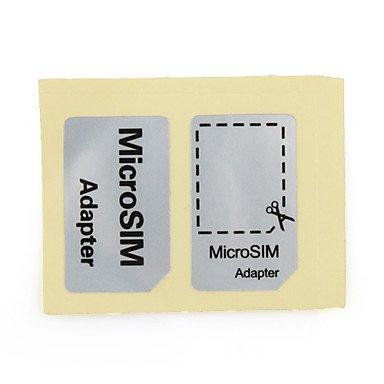 Micro Sim Card Adapter(Black)