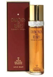 Diamonds and Rubies Elizabeth Taylor 3.3 oz EDT Spray For Wo