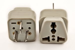 Vct Vp 103- Universal Plug Adapter For Australia/New Zealand/ China/ Argentinatravel