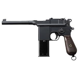 モーゼルM712 6mmBB HW (18歳以上ガスブローバックガン)