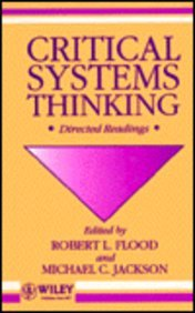 critical systems thinking for citizens A big part of making a move to systems thinking happen, i think, is to overhaul the notion that our societies and economies exist outside of ecological systems, and re-establish ourselves as citizens within those systems.