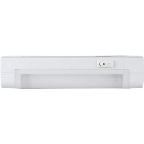GE 10167 Slimline Fluorescent Under Cabinet Light Fixture, 8-Inch