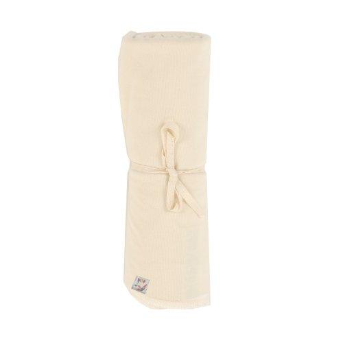 Westcoast Baby Bamboo Cacoon Swaddle Blanket, Vanilla Bean