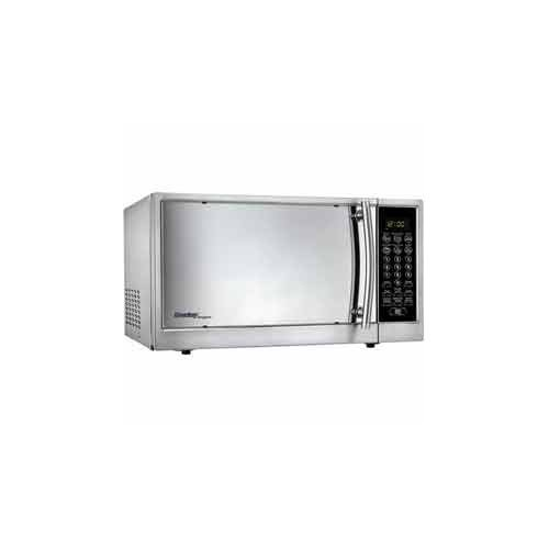 Countertop Microwave Ovens With Stainless Steel Interior : Oven: Danby Designer DMW101KSSDD 1.0 cu. ft. Countertop Microwave Oven ...