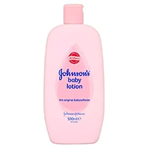 Baby Lotion 500 ml de Johnson en BebeHogar.com