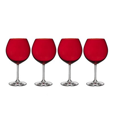 Marquis By Waterford Vintage Aromatic Wine Glass, Red, Set Of 4