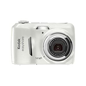 Kodak easyshare c1530 14 Megapixel Digital Camera w/ 3x Optical Zoom and 3 LCD White New/Sealed @WHOLESALEOUTLETLLC