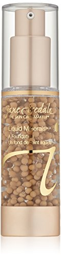jane iredale Liquid Minerals A Foundation, Latte, 1.01 oz.