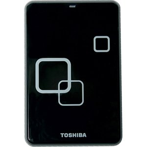 Toshiba Canvio Plus 750 GB USB 2.0 Portable External Hard Drive E05A075PBU2XK (Raven Black)