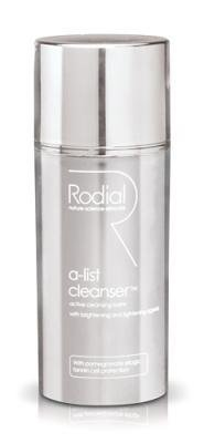 Rodial Skin Care A-List Cleanser with Brightening & Lightening Agents 3.4oz (100ml)