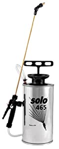 Solo 465 2-Gallon Stainless Steel Sprayer (Discontinued by Manufacturer)