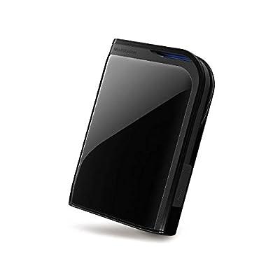 Buffalo MiniStation Extreme USB 3.0 2 TB Rugged Portable Hard Drive (HD-PZ2.0U3B)