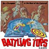 BATTLING TOPS GAME BY IDEAL TOYS 1969