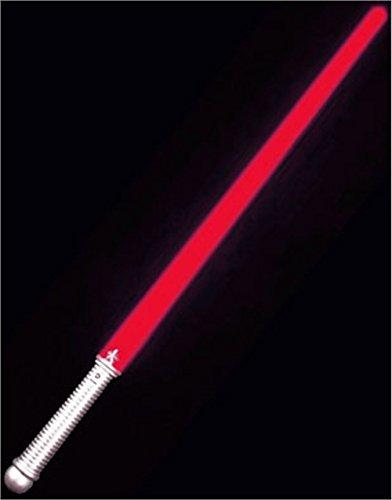 "28"" Red LED Lightsaber Glowing Toy Costume Light Saber"
