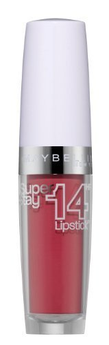 Maybelline Superstay 14H Lipstick 430 With Me Coral 3.5 g by Maybelline Jade (English Manual)