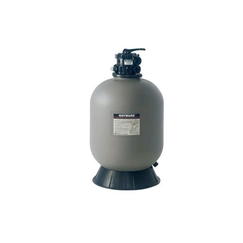 hayward s166t top mount pool sand filter. Black Bedroom Furniture Sets. Home Design Ideas