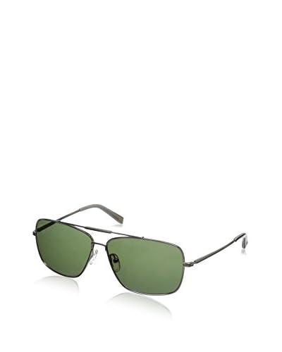 Calvin Klein Men's CK7478S Sunglasses, Silver