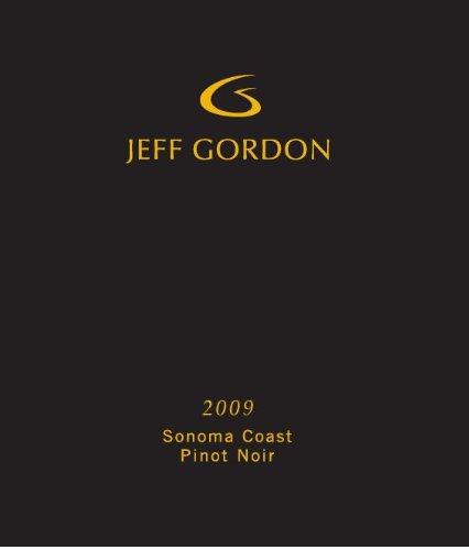 2009 Jeff Gordon Sonoma Coast Pinot Noir 750 Ml