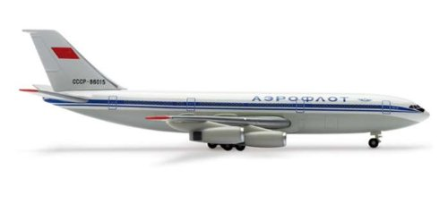 Herpa Aeroflot IL86 1/500 Scale