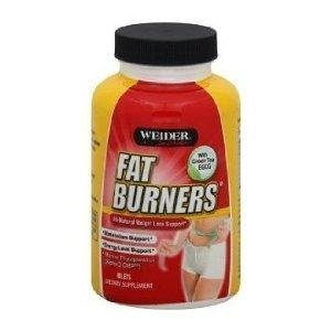Fat Burners Natural Diet Support Tablets - 100 + 20 Tablets Free