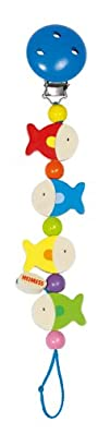 Wooden Non-toxic Fish Soother Chain B…