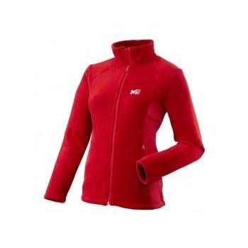 MILLET Alpin polartec 200 Veste polaire femme miv4065 rouge