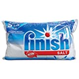 Brand New. Finish Dishwasher Salt and Water Softener 2kg Ref N04130
