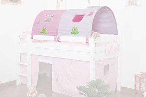 tunnel double pour les lits superposées et mezzanines - Design: Princess