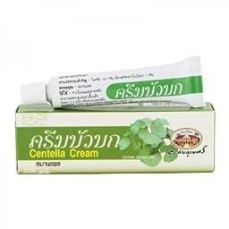 New Abhabibhubejhr Gotu Kola Cream / Centella Cream Improves the Healing Process of Wounds.