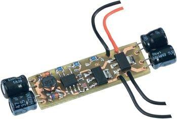 Control electronics for interior lighting of wagon