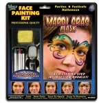 Wolfe Mardi Gras Face Painting Kit - 1