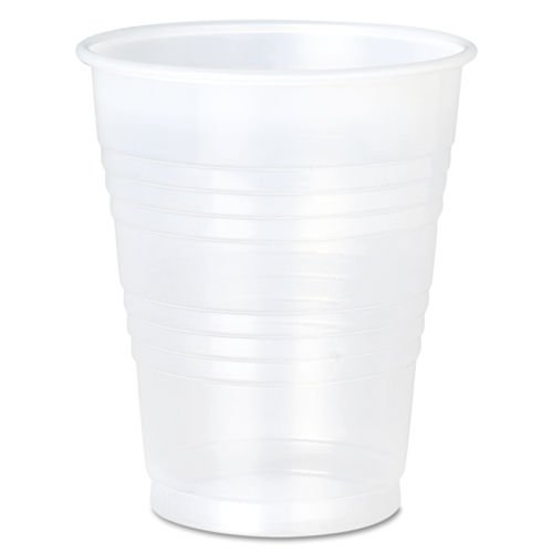 Solo Galaxy Cold Drink Cups 10oz Translucent 500ct