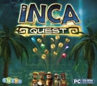 Inca Quest Educational Software Computer Game