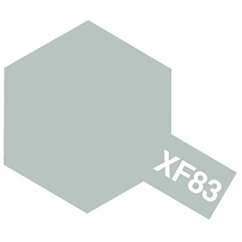 Tamiya Mini Acrylic Paint XF-83 RAF Medium Sea Gray 2 tamiya model 1 35 scale military models 35318 bt 42 plastic model kit
