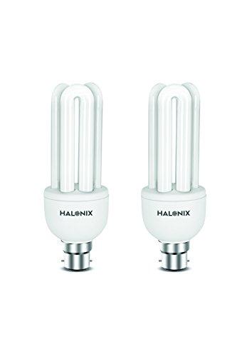 Halonix 20 W CFL 3U Bulb (Pack of 2) Image