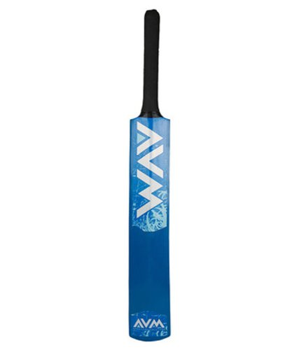 AVM CRB-011 Cricket Bat, Size 5 (Blue)