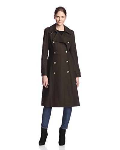 Rachel Rachel Roy Women's Fit-and-Flare Maxi Coat