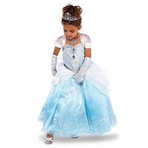 Disney Store Cinderella Wedding Dress Limited