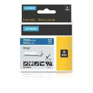 "Brand New Dymo Rhino 3/4In Blue Vinyl-19Mm ""Product Category: Business Machine Supplies / Label Maker Tapes And Accessories"" front-1022287"