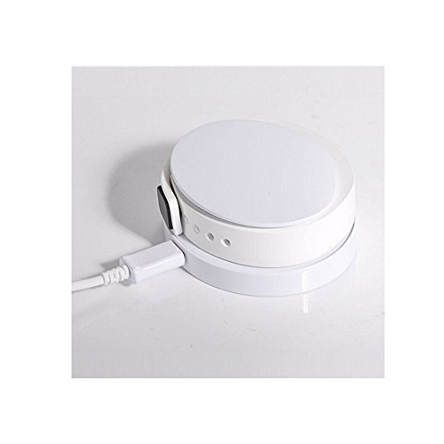 Carry360 Smart Fitness Wristband Tracking Your Activity And Sleep With Android 4.0 Os(White)