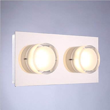 YanCui@ Indoor Lighting living room/bedroom/corridor home decorative wall light LED Wall lamp European Contemporary And Contracted lamp of The Head of a Bed 2,220v