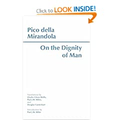 On the Dignity of Man: On Being and the One : Heptaplus (Hackett Classics)