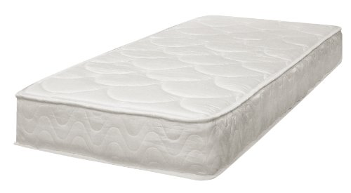 Slumber 1 Bari Single Quilted Pocket Spring Mattress, 23 cm